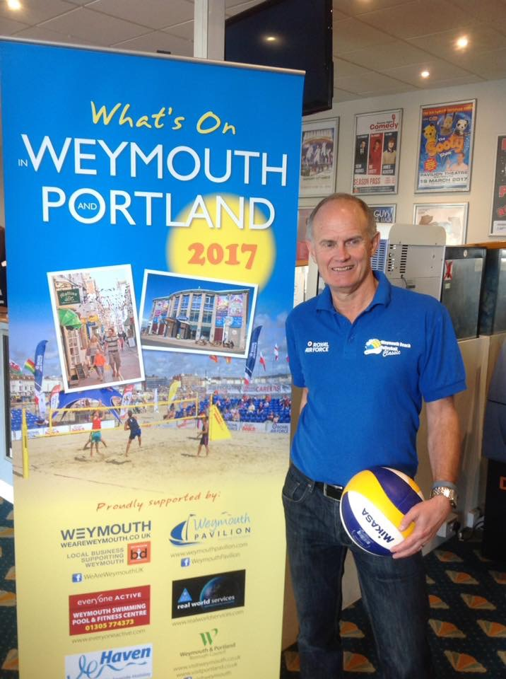 Weymouth Beach Volleyball Event At Risk