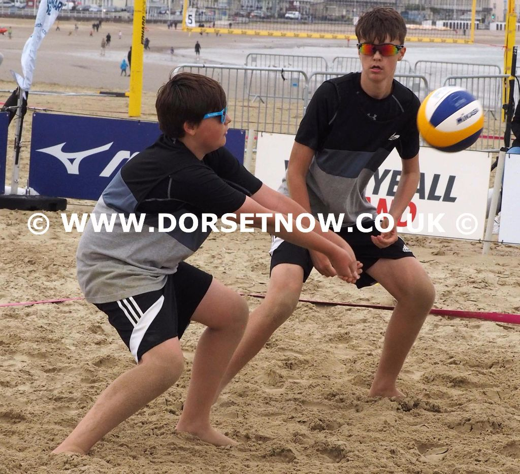 Weymouth Classic Beach Volleyball.