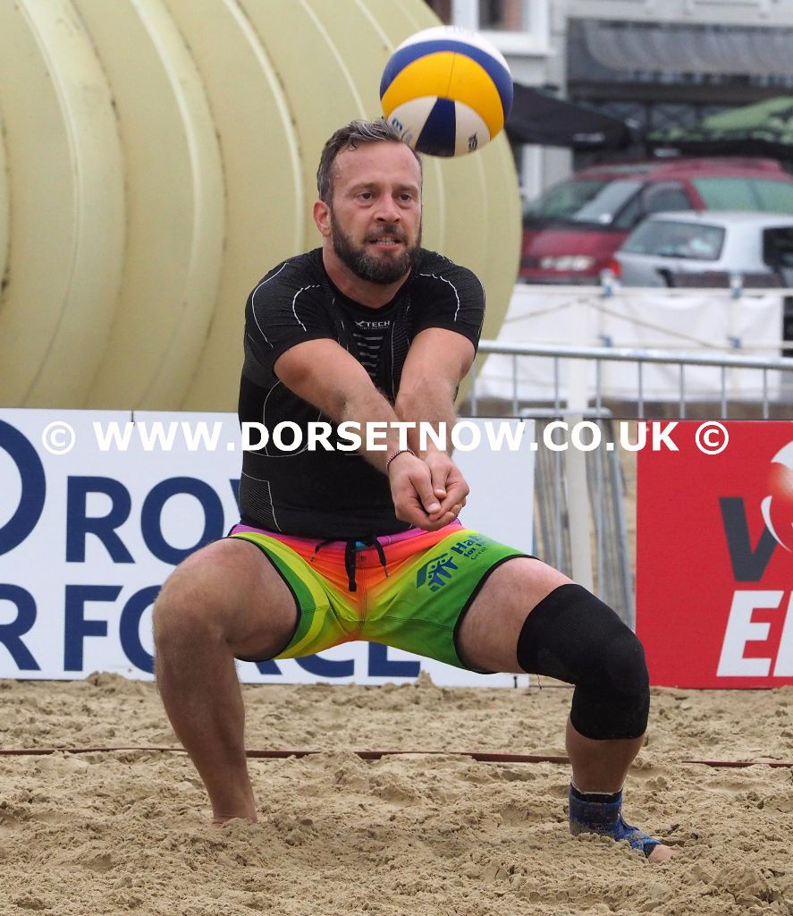 Weymouth Classic Beach Volleyball. Picture © Www.dorsetnow.co.uk